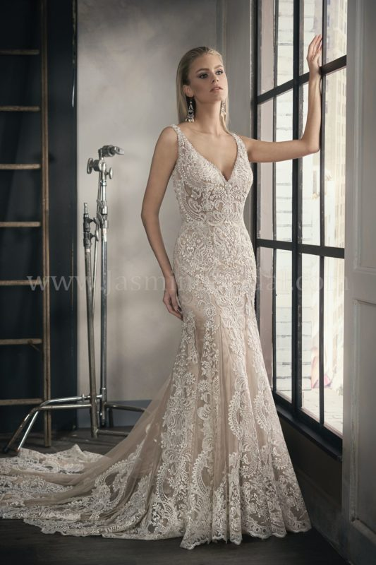 Vienna Jasmine Bridal Hello Romeo Bridal Boutique