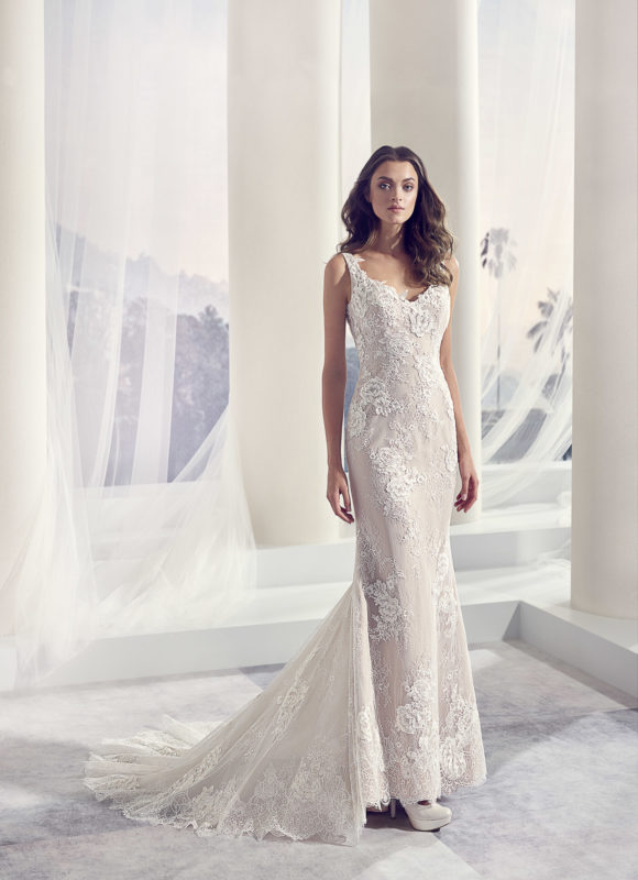 Indigo Modeca Bridal Hello Romeo Bridal Boutique